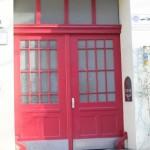 Unsere Sprachschule in Prenzlauer Berg – Eingang