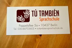 Sprachen lernen Gutscheine Berlin Tú También Sprachschule.3